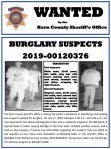 Public's help needed to identify these burglars