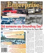 The Mountain Enterprise January 25, 2019 Edition