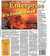 The Mountain Enterprise October 9, 2020 Edition