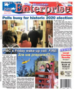 The Mountain Enterprise November 6, 2020 Edition