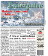 The Mountain Enterprise November 13, 2020 Edition