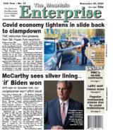 The Mountain Enterprise November 20, 2020 Edition