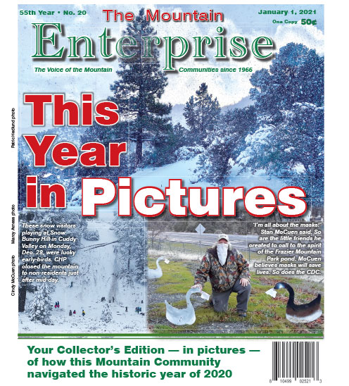 The Mountain Enterprise January 1, 2021 Edition
