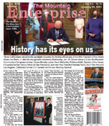 The Mountain Enterprise January 22, 2021 Edition