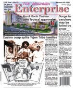 The Mountain Enterprise January 29, 2021 Edition
