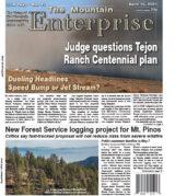 The Mountain Enterprise April 16, 2021 Edition