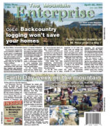 The Mountain Enterprise April 30, 2021 Edition