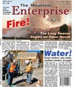The Mountain Enterprise June 25, 2021 Edition
