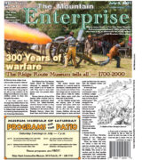 The Mountain Enterprise July 9, 2021 Edition