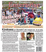 The Mountain Enterprise July 30, 2021 Edition