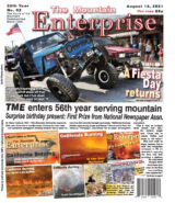 The Mountain Enterprise August 13, 2021 Edition