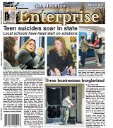 The Mountain Enterprise March 8, 2019 Edition