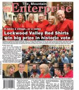 The Mountain Enterprise March 15, 2019 Edition