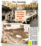 The Mountain Enterprise April 19, 2019 Edition