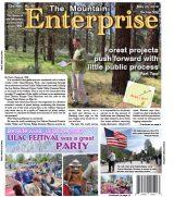 The Mountain Enterprise May 24, 2019 Edition