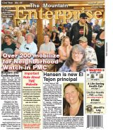 The Mountain Enterprise June 21, 2019 Edition