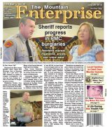 The Mountain Enterprise June 28, 2019 Edition
