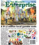 The Mountain Enterprise July 5, 2019 Edition