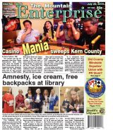The Mountain Enterprise July 26, 2019 Edition