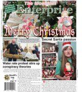 The Mountain Enterprise December 21, 2018 Edition