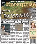 The Mountain Enterprise August 30, 2019 Edition