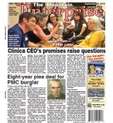 The Mountain Enterprise September 20, 2019 Edition