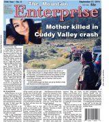 The Mountain Enterprise September 27, 2019 Edition