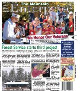 The Mountain Enterprise November 15, 2019 Edition