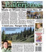 The Mountain Enterprise November 22, 2019 Edition