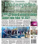 The Mountain Enterprise November 29, 2019 Edition