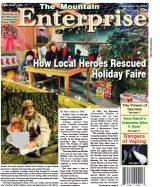 The Mountain Enterprise December 13, 2019 Edition