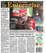 The Mountain Enterprise January 24, 2020 Edition