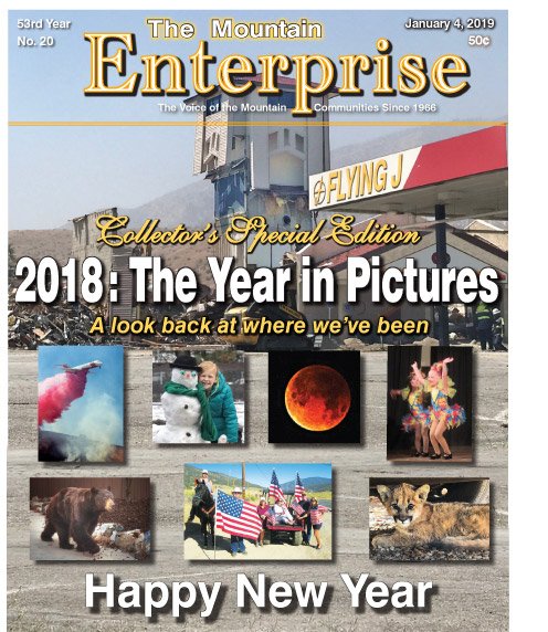 The Mountain Enterprise January 4, 2019 Edition