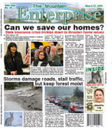 The Mountain Enterprise March 13, 2020 Edition