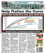 The Mountain Enterprise March 20, 2020 Edition