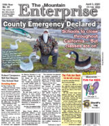The Mountain Enterprise April 3, 2020 Edition
