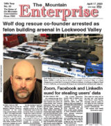 The Mountain Enterprise April 17, 2020 Edition