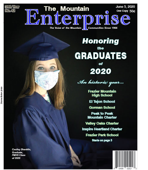The Mountain Enterprise June 5, 2020 Edition