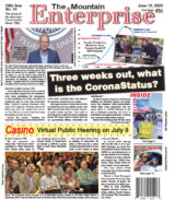 The Mountain Enterprise June 19, 2020 Edition