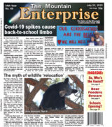 The Mountain Enterprise July 24, 2020 Edition