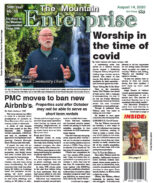 The Mountain Enterprise August 14, 2020 Edition