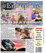 The Mountain Enterprise August 28, 2020 Edition