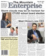 The Mountain Enterprise June 29, 2018 Edition