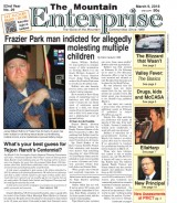 The Mountain Enterprise March 9, 2018 Edition