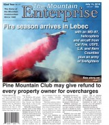 The Mountain Enterprise July 13, 2018 Edition