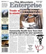 The Mountain Enterprise July 20, 2018 Edition