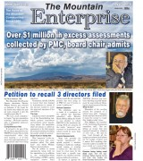 The Mountain Enterprise July 27, 2018 Edition