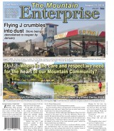 The Mountain Enterprise August 10, 2018 Edition