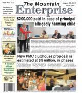 The Mountain Enterprise August 24, 2018 Edition