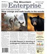 The Mountain Enterprise September 21, 2018 Edition